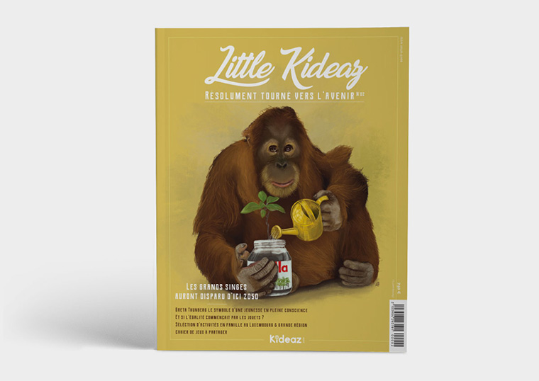 myAgency-Portfolio Little Kideaz